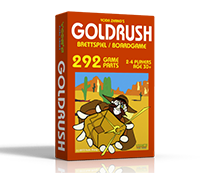 Goldrush boardgame